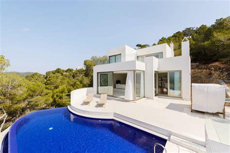 3 bedroom villas modern 3 bedroom luxury villa with spectacular sea views in sant vicente ibiza
