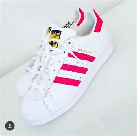 shoes adidas superstar pink clothes tracksuit stripes pink wheretoget