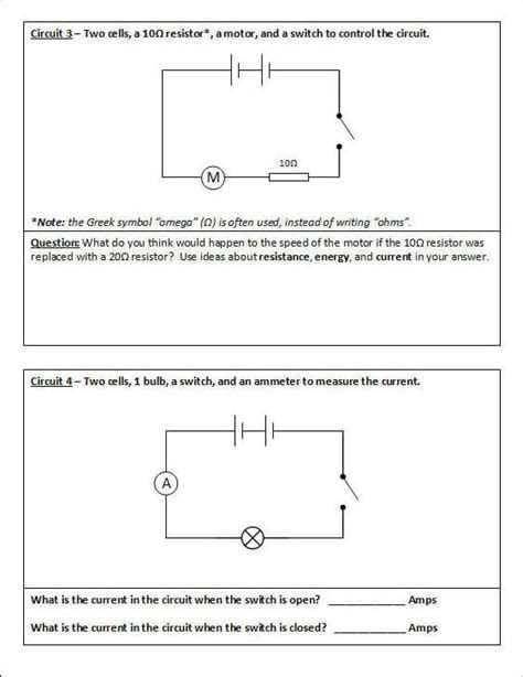 parallel circuits ks3 worksheet parallel circuits ks3 worksheet 28 images parallel circuits worksheet photos toribeedesign