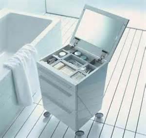 rolling bathroom storage rolling bathroom storage by duravit