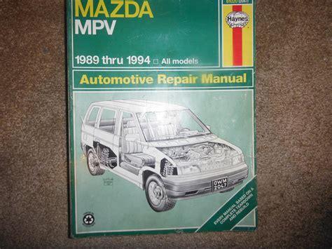 motor auto repair manual 1998 mazda mpv lane departure warning service manual 1989 1998 mazda mpv haynes service manual 1989 1998 mazda mpv haynes service