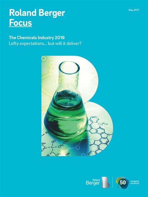 Roland Berger Cover Letter the chemicals industry 2016 roland berger erfolgsmodell