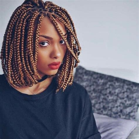 thick box braid hairstyles 35 absolutely beautiful feed in braid hairstyles