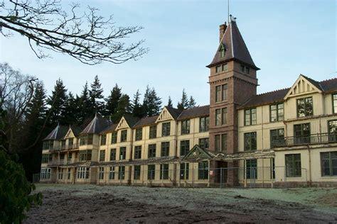 Canopy Bedrooms glen o dee sanatorium banchory hospital e architect