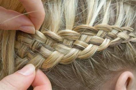 5 strand french braid 5 strand french braid girls braid pretty designs