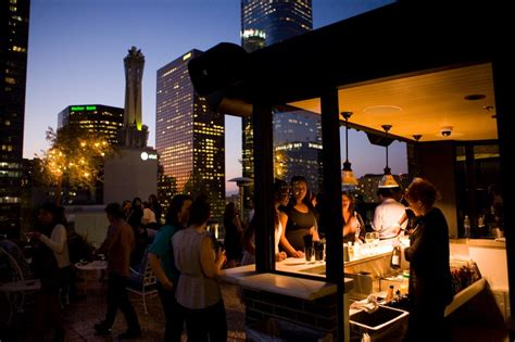 Roof Top Bar La by Rooftop Bars Los Angeles Bachelorette Lifestyle