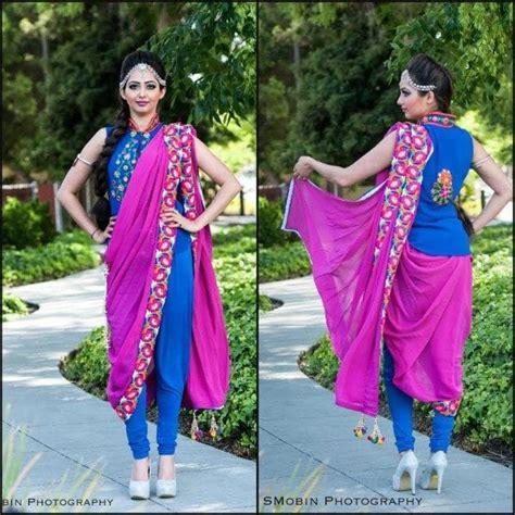 Vinaya Blouse designer dhoti saree by vibha south india fashion