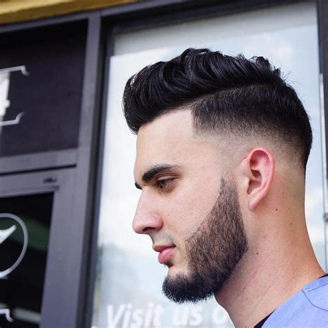 mens style hair bread new beard hair style 70 new hairstyles for men 2017