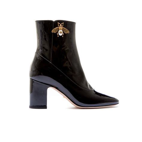 black gucci boots for gucci low boots black derodeloper