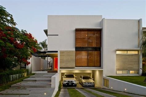 house plans with underground garage modern house in mexico garage house plans and white flats