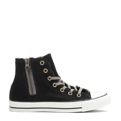 converse chuck all high top sneakers converse chuck all suede high top sneakers in