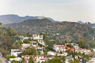 gallery for gt hollywood hills celebrity homes map