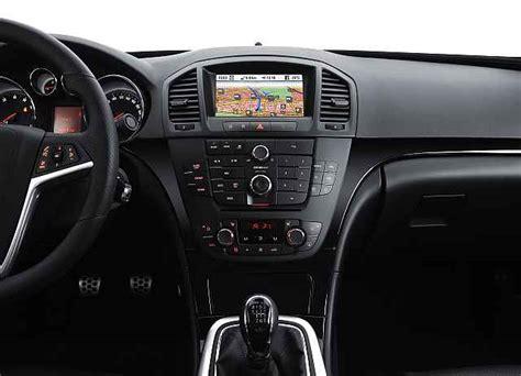 Motorrad Navi Unter 200 by Blaupunkt Dvd Navigationssystem Im Opel Insignia Auto