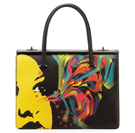 prada s face art bags have arrived purseblog