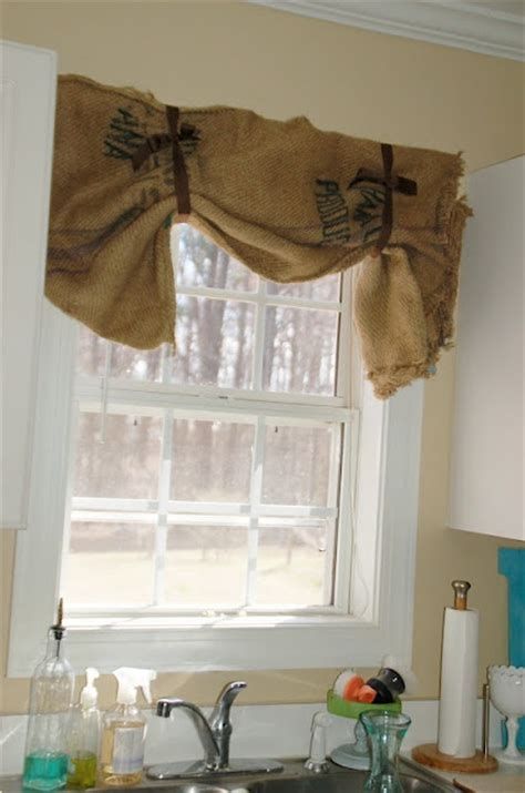 Ideas Design For Burlap L Shades 17 Best Images About Burlap Curtains On Pinterest Curtain Ideas Coffee Sacks And Potato Sacks