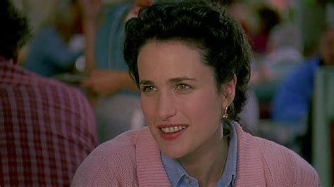 groundhog day andie macdowell the clip from groundhog day at