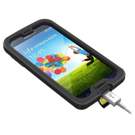 Lifeproof Fre Samsung Galaxy S4 Cyanhitamclear lifeproof fre for samsung galaxy s4 black