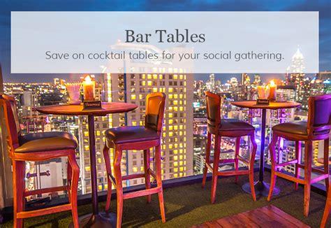 event cocktail tables wholesale foldingchairsandtables com largest selection of