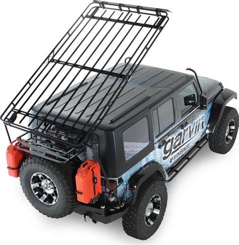 racks for jeeps garvin 169 44074 wilderness expedition rack for 07 18 jeep 174 wrangler unlimited jk 4 door quadratec