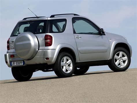 Toyota Rav 1 Toyota Rav 4 Ii 2 0 16v D 4d 3 Dr 116 Hp