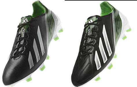 Adidas Adizero F50 Electric Greenblack adidas f50 adizero black white green