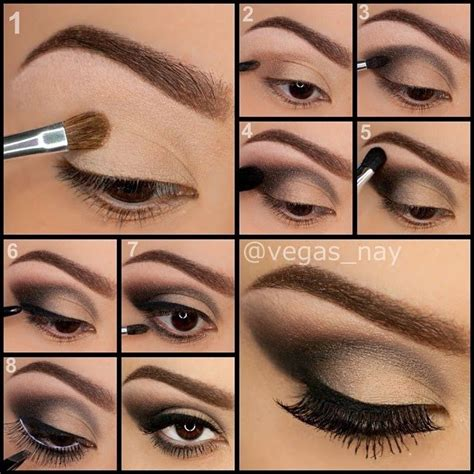 tutorial makeup eyeshadow a collection of the best natural makeup tutorials for