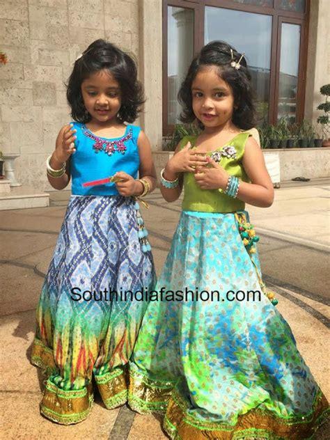 kids lehengas fashion trends south india fashion kids lehengas fashion trends south india fashion
