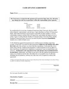 Cash Loan Agreement Template 10 Best Images Of Cash Loan Agreement Cash Loan