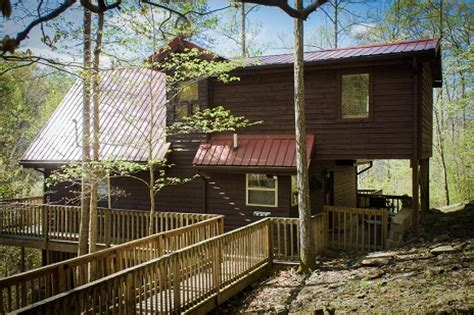 Bridge Cabins With Tubs Cabins At River Gorge 5 Cabin Rentals