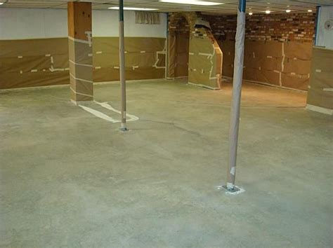 basement floor repair 46 best images about remodeling ideas on the