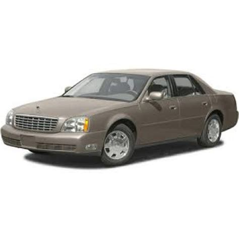 car owners manuals free downloads 2005 cadillac deville engine control cadillac deville 2000 to 2005 service workshop repair manual