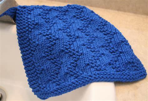 zig zag dishcloth knitting pattern zig zag dishcloth http www knittingboard com