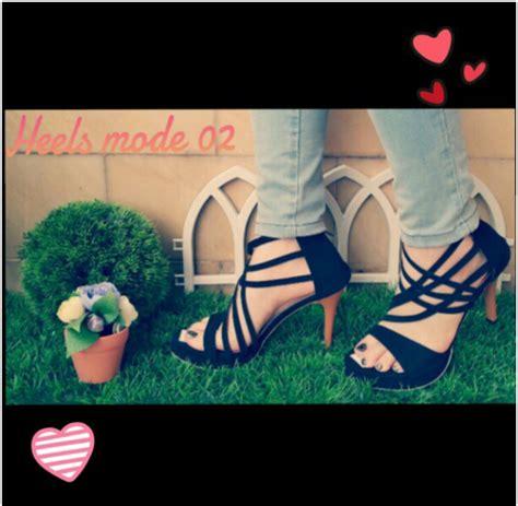 Wedges Pita Glosy 5cm sepatu wedges flat shoes boots heels