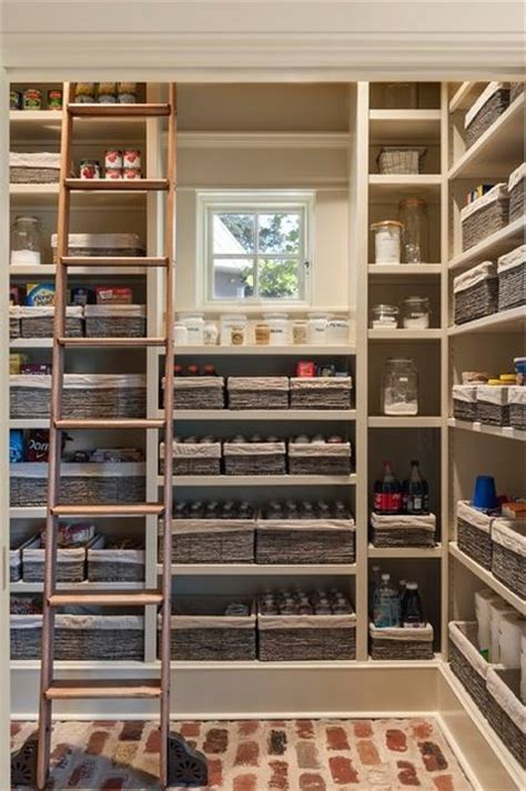 Pantry Ladder by Pantry Ladder And Farmhouse Kitchens On