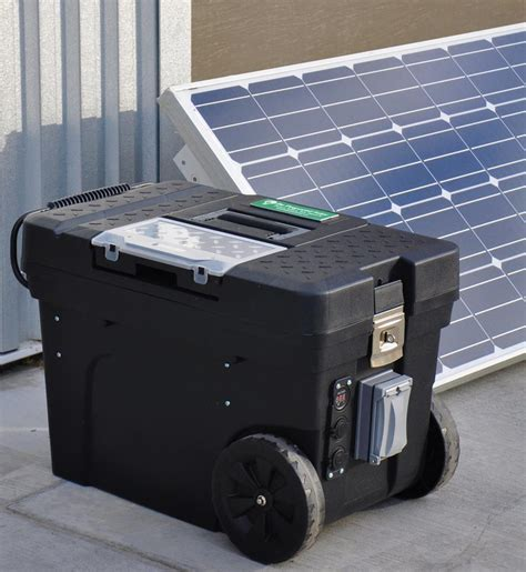 Small Home Solar Power Generator 2500 Watt Solar Generator Solgen 25p Be Prepared Solar