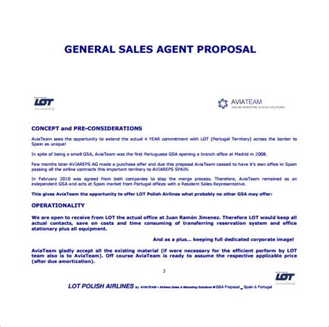 sales proposal templates 15 free sle exle