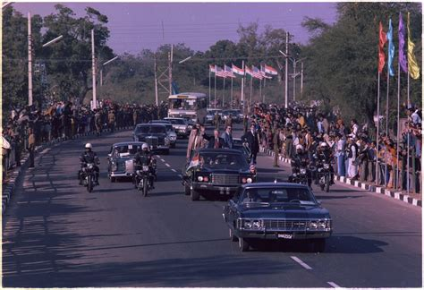 During My Recent Trip To California 2 by File Motorcade With Jimmy During His Visit To New