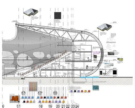 Section 4 F by Gallery Of In Progress Fc Bate Borisov Football Stadium