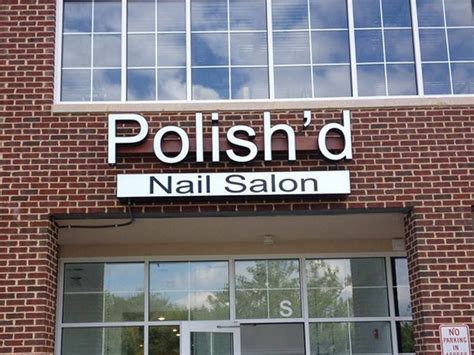 10 Signs Its A Beautician by D Nail Salon Elkridge Md Dms Sign Connection Inc