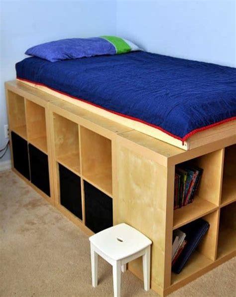 Futon Selber Bauen bett selber bauen f 252 r ein individuelles schlafzimmer