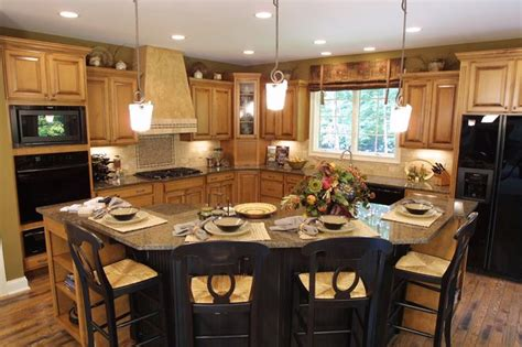 Center Islands In Kitchens by L Shaped Kitchens With Island