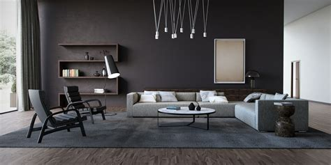 dark interior living room interior design crs studios