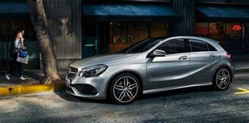 Mercedes Class A Mercedes A Class Stories Pictures And About