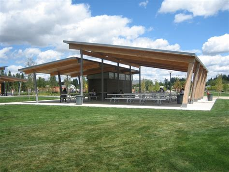 Modern Restrooms Discovery Meadows Park Shelters In Situ Architecture