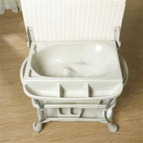 Primo Euro Spa Baby Bathtub And Changer Combo Reviews Primo Spa Baby Bath And Changing Table