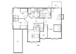 House Plans Traditional House Plan 2423 Sqft 3 Bedroom 2 5 Bath Traditional House Plan The House Plan Site