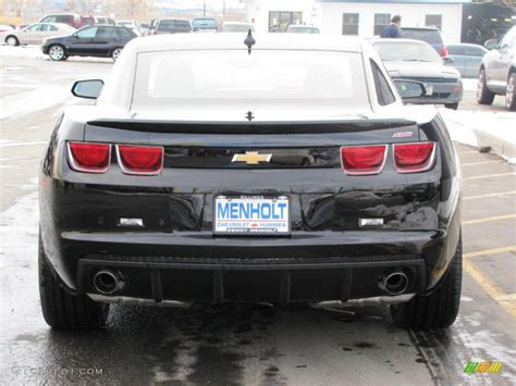 Must Colours For Ss 2011 by 2011 Black Chevrolet Camaro Ss Rs Coupe 45690565 Photo 3