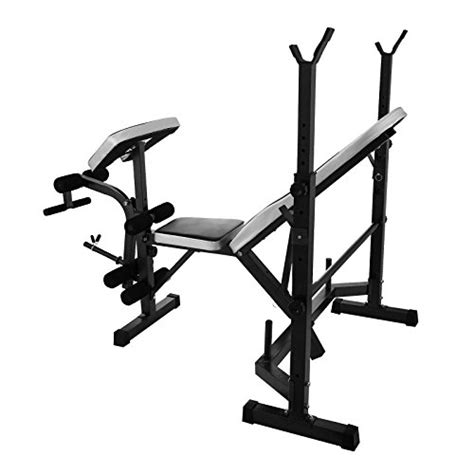 all in one workout bench mophorn weight bench multi function weight benches 660 lbs