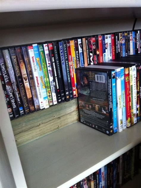 Dvd Storage Shelf by Pin By Lowe On Stuff To Try