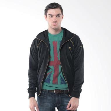 Sweater Alpha Hitam jual baju luaran pria terbaru branded harga murah